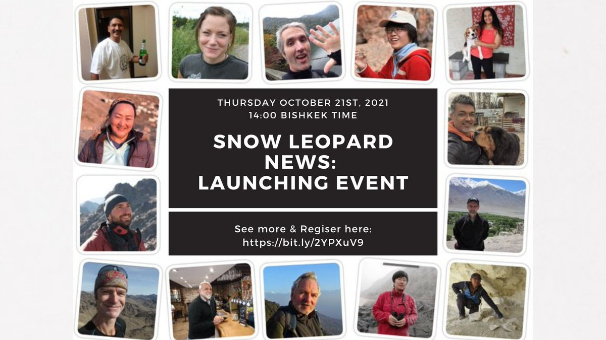 Watch the Launch of SnowLeopard NEWS (Oct 21st 2021)!